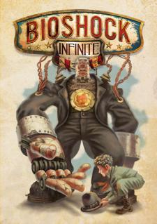 Bioshock Infinite jaquette n2
