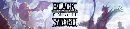 black night sword banniere