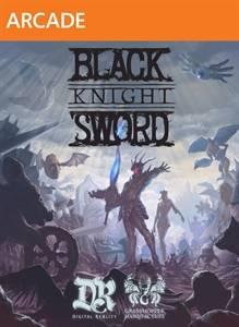 black night sword jaquette