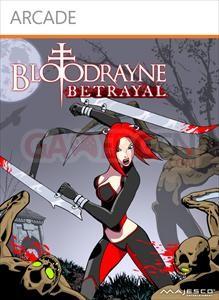 bloodrayne berayal jaquette