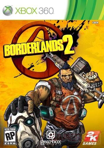 Borderlands 2-Jaquette Xbox 360