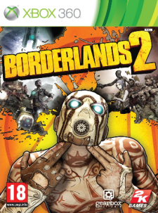borderlands 2 jaquette