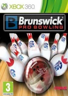 Brunswick Pro Bowling xbox 360 jaquette