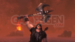 brutal legend Gather around me warriors!
