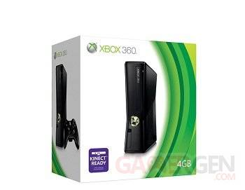 bundle xbox 360 4go