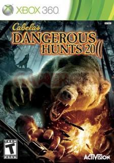 cabela's dangerous hunt xbox 360