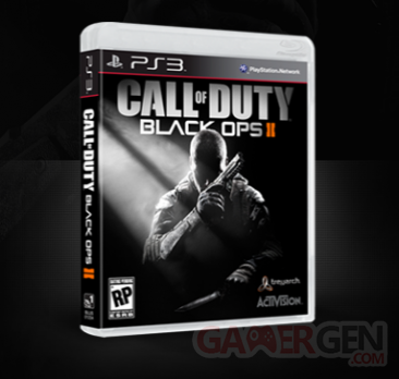 call of duty black ops 2 jaquette PS3
