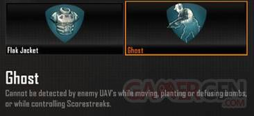 call of duty black ops II Gost prestige