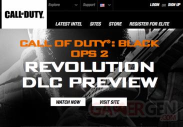 call of duty black ops II revolution leak