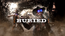 Call of Duty black ops II vengeance dlc buried