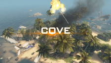 Call of Duty black ops II vengeance dlc cove
