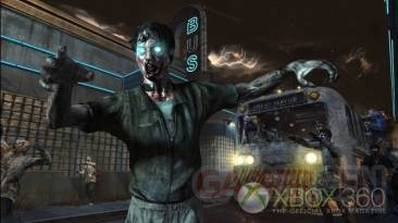 call of duty black ops II Zombie mode