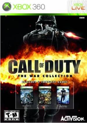 Call Of Duty La Collection de Guerre
