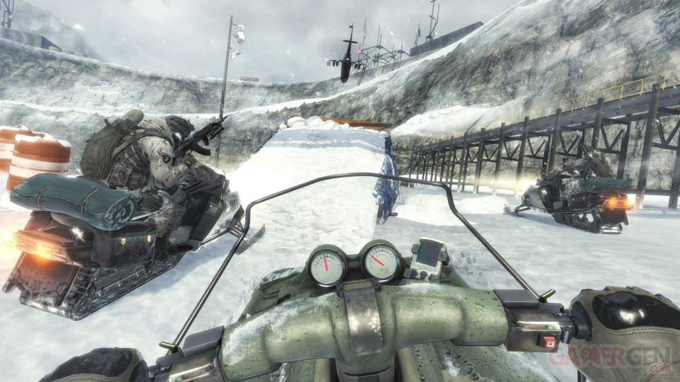 call of duty modern warfare 3 dlc black ice