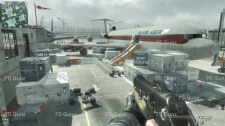 Call Of Duty - MW3 - Map terminal 2