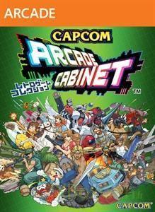 Capcom Arcade Cabinet 0900DB012C00089793