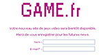 Capture site game.fr LOGO