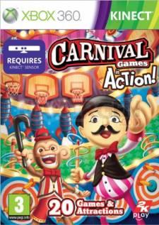 carnival xbox 360 jaquette