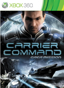 Carrier Command Gaea Mission-jaquette