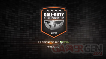Championnat Call of Duty Championship capture image