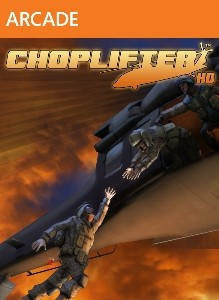 choplifter jaquette