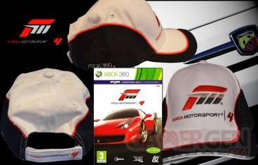 concours casquette forza motorsport 4 vignette concours casquette forza motorsport 4