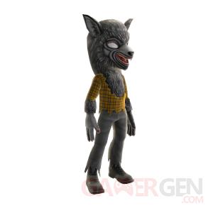 costume avatar loup garou