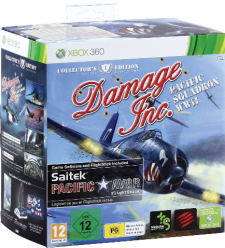 Damage Inc Pacific Squadron WWII collector