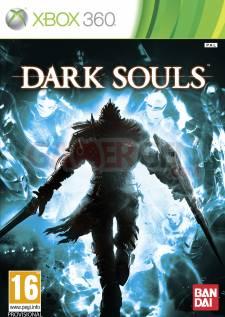 dark souls xbox 360 jaquette