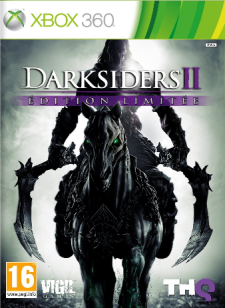 darksiders II edition limitée jaquette