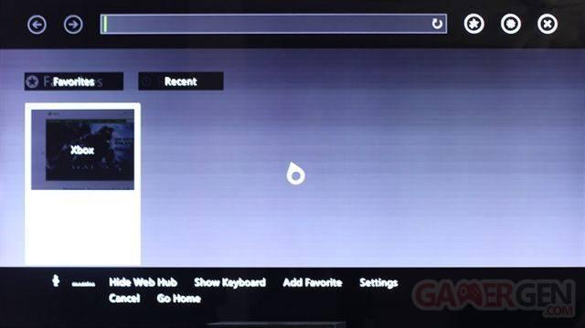 Dashboard Xbox 360 - photos 2
