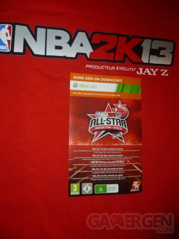 deballage NBA 2k13 dynasty edition (15)