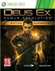 deus ex human revolution edition augmentée jaquette