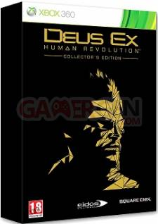 deus ex human revolution edition collector