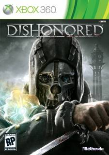 dishonored jaquette xbox 360