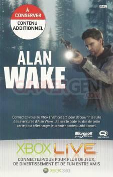DLC Alan Wake