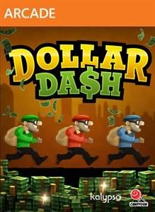 Dollar Dash - jaquette