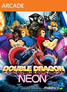 Double Dragon Neon jaquette
