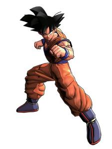 Dragon Ball Z Battle of Z artwork Goku 03-07-2013
