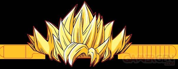 dragon ball z kinect bonus amazon cheveux goku