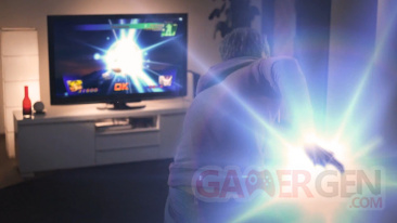 Dragon Ball Z Kinect screenshot bande annonce kamehameha 18-04-2012