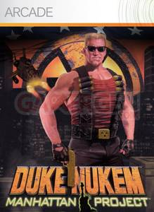 duke nukem manhattan project arcade