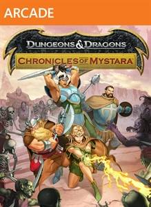 Dungeons & Dragons Chronicles of Mystara jaquette