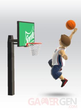 dunk sur la planche nba 2k13 avatar