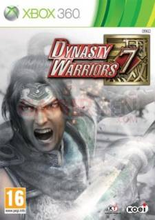dynasty warriors 7 xbox 360 jaquette