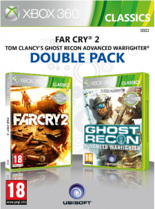 far cry 2 ghost recon double pack