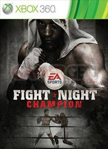 fight night champion jaquette