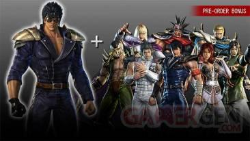 Fist of the North Star  Ken's rage 2 bonus