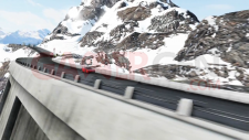 Forza 4 making of alpes screenshot 05-08-2011 (4)