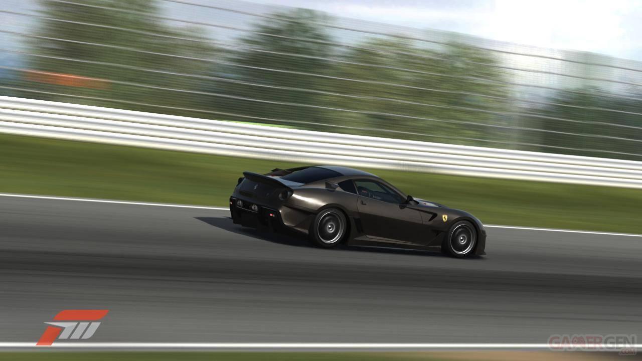 Forza motorsport 599xx